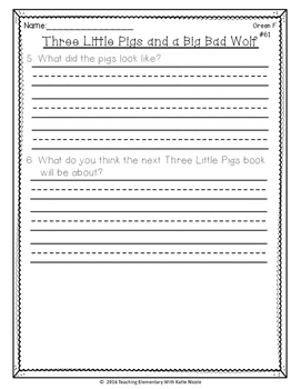 1st Grade Reading Books #61-110 Comprehension Questions