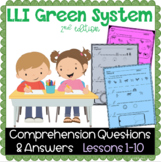 LLI GREEN Kit Comprehension Lessons 1 - 10