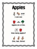 LLI Orange 'Apples' Poem