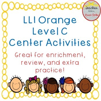 LLI Orange C Centers