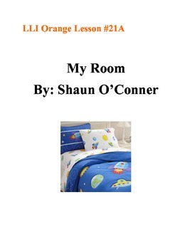 LLI Orange System #21 MyRoom