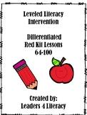 LLI Red Kit 64-100 Differentiated