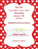 "LLI Red Kit ""I Can Reflect"" Lessons 1-20"