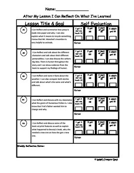 "Red Kit ""I Can Reflect"" Lessons 41-64 with Novel and Test Prep"