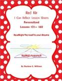 """LLI Red Kit """"I Can Reflect""""  Lessons 131-160 Novel & Test"""