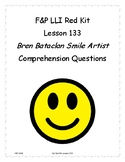 LLI Red Kit Lesson 133 Comprehension questions Bren Batacl