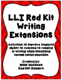 LLI Red Kit Writing Extensions