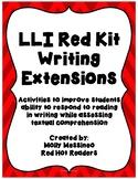 LLI Red Kit Writing Extensions