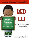 LLI Red System Level L - Free Sample