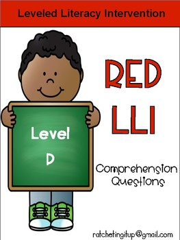 LLI Red System Level P Comprehension