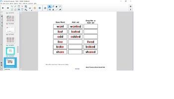 LLI Second Edition Blue Kit SMART Notebook Lessons 51-60