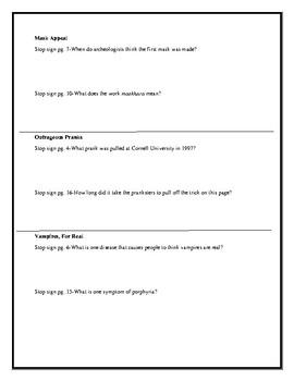 LLI Teal Level V Checks for Understanding
