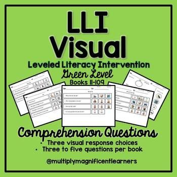LLI Visual Comprehension Questions: Green System
