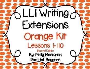 LLI Writing Extension Orange Kit Second Edition