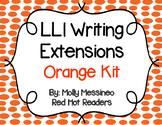 LLI Writing Extensions Orange Kit