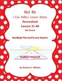 "LLI Red Kit ""I Can Reflect"" Lessons 21-40"