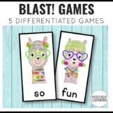 LLama Llama Games