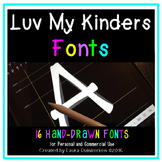 LMK Fonts Commercial & Personal Use