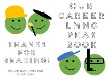 LMNO Peas Career Book