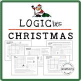 CHRISTMAS - LOGIC puzzles