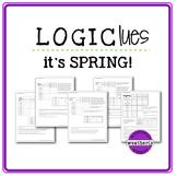 LOGIC Puzzles - SPRING