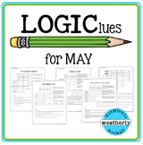 LOGIC PUZZLES for May