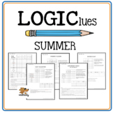 LOGIC Puzzles - SUMMER