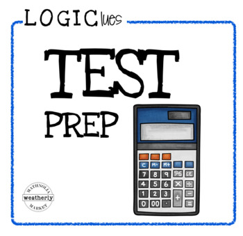 LOGIC puzzle - TEST PREP