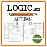 LOGIC puzzles - FALL