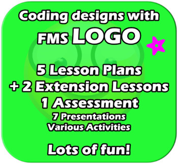 LOGO - ICT Computing - Complete 5+ Lessons Unit - Fun and Practical :)