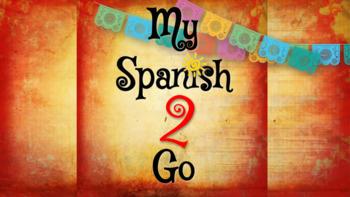 LOGO for MySpanish2Go