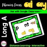 LONG A Vowel Teams - Google Slides™