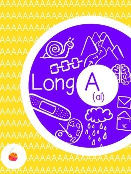 LONG A  (ai)