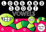 LONG AND SHORT VOWELS ACTIVITY PACK
