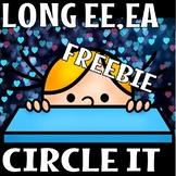 LONG EE EA  CIRCLE IT (FLASH FREEBIE)