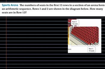 LONG HAUL: Algebra 2 Arithmetic Sequences Smartboard #52