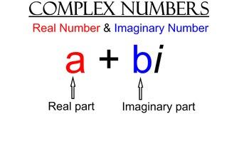 LONG HAUL: Algebra 2 Complex Numbers a+bi Smartboard #33