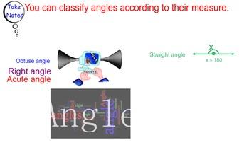 LONG HAUL: Geometry Classifying Angles Smartboard