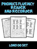 LONG OO - Phonics Fluency Assessment