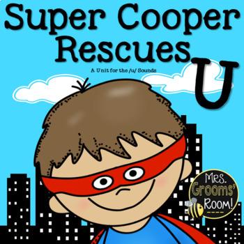 LONG U :  SUPER COOPER RESCUES U