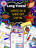 LONG VOWEL PRACTICE CARDS