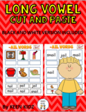 LONG VOWELS CUT AND PASTE