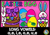 EASTER ACTIVITIES 1ST GRADE (LONG VOWELS WITH SILENT E SORT) CVCE CENTERS