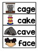 LONG VOWELS VOCABULARY CARDS BUNDLE