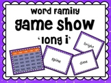 LONG Vowel 'i' Word Families GAME SHOW for PowerPoint