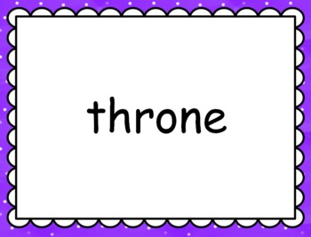 LONG Vowel 'o' Word Families GAME SHOW for PowerPoint