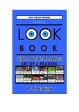 LOOK BOOK Sight Words Readers Level 3First Grade Set
