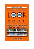 LOOK BOOK Sight Words Readers Level 4 Second Grade Set