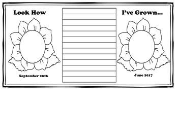 LOOK HOW I'VE GROWN