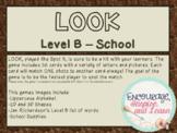 LOOK - Level B School